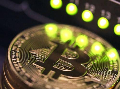 Bitcoins y precios en mercado de criptomonedas