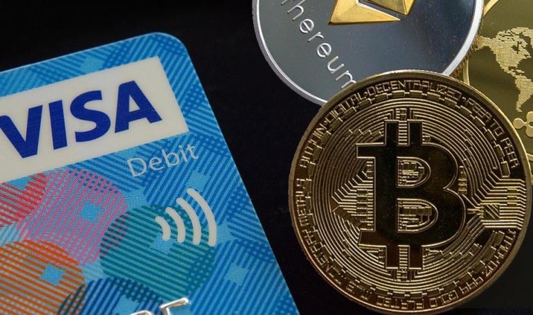 Visa plantea entrar en el mundo de las criptomonedas de la mano de Bitcoin