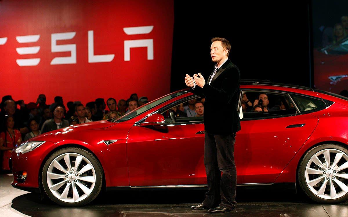 Binance permite comercio de acciones Tesla tokenizadas