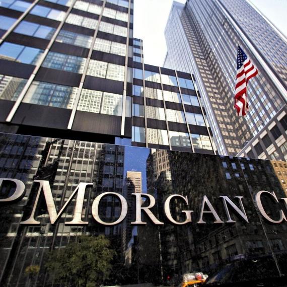 JP Morgan ahora brinda acceso a fondos de criptomonedas