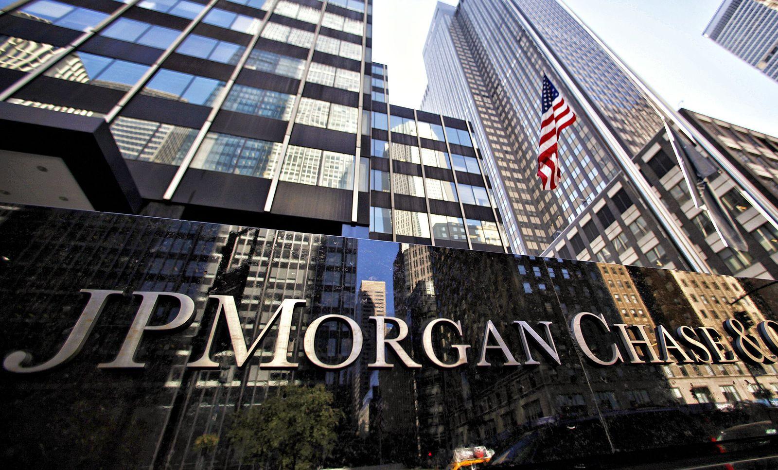 JP Morgan ahora brinda acceso a fondos de Bitcoin y criptomonedas