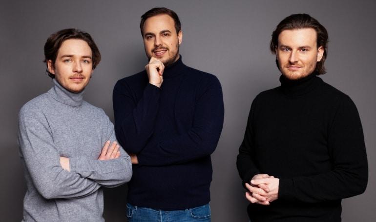 Fundadores-Bitpanda-ChristianTrummer-PaulKlanschek-EricDemuth-Blockchain-Research&Development-Hub