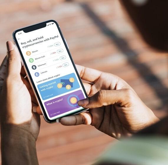 PayPal expande sus servicios con Bitcoin, Ethereum y otras criptomonedas
