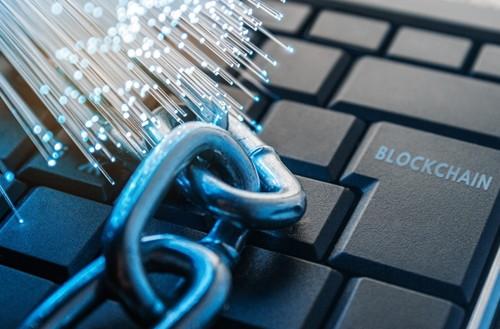 cadena de bloques y datos