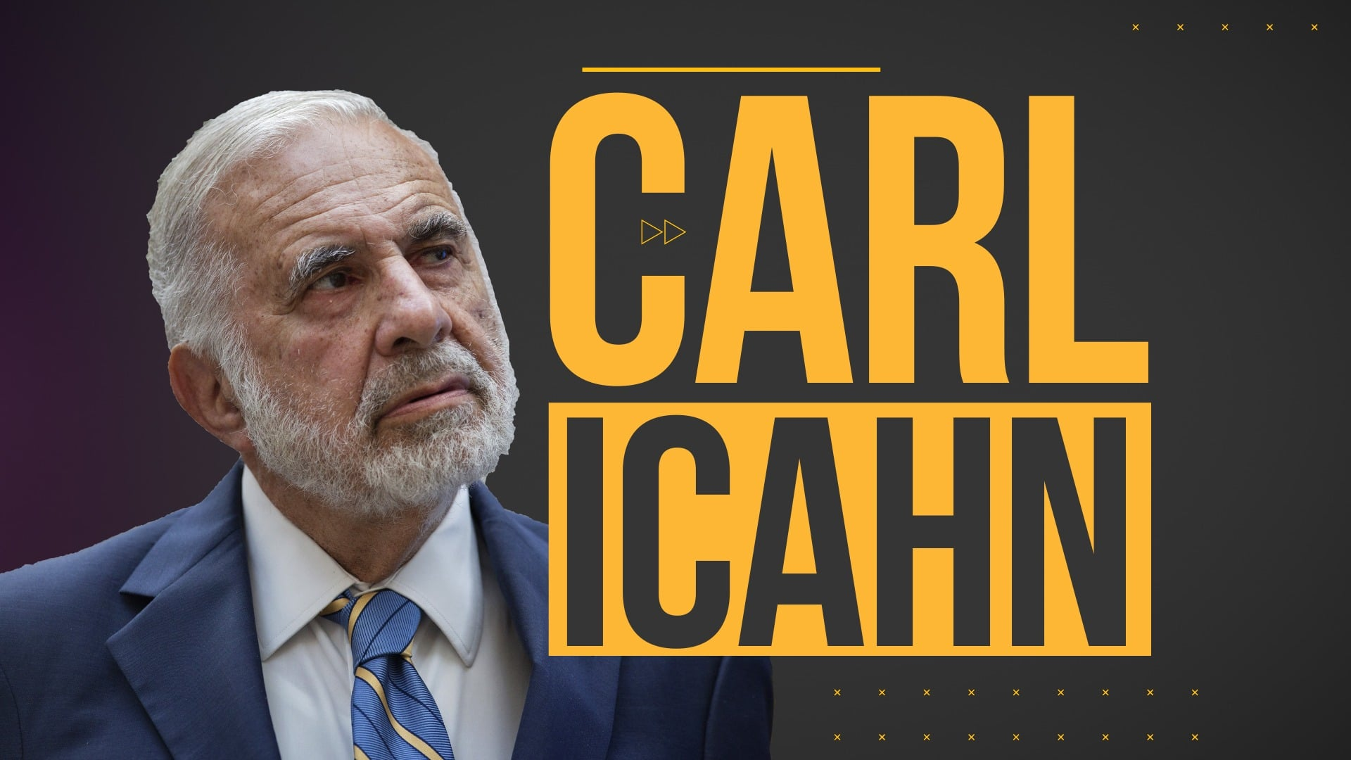¿Quién es Carl Icahn?