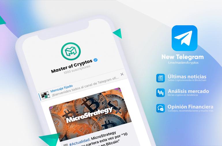 Grupos de Telegram